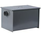 Vetafscheider | 27 liter p/m | 7kg capaciteit