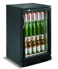 C.s. Barkoeling Zwart Glasdeur | 98 Liter