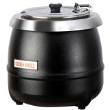Soepketel Zwart | 10 Liter