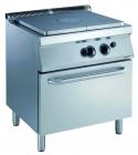 Pro 700 Kookplaatfornuis Gas Oven