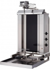 Klg 230-hg Doner Grill Electric, Top Motor,with Glass, 3 Burners Moving Body