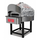 Roterende Gas Pizzaoven | 1720 mm