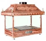 Mediterrane Antiek Grill | 120cm
