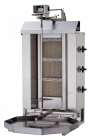 Klg 220 Doner Grill Gas, Top Motor, 3 Burners