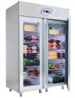 Vertical Refrigerator 2 Doors