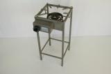 Kooktoestel 350 Rvs - Hoog - Aardgas