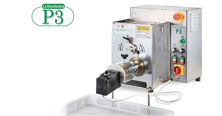 Automatische Pasta Machine / La Monferrina P3