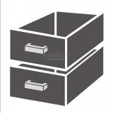 Ladenblok 1/2 7489.5075 - 5080 - 5082