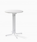 Partytable Berlin Wit Wit 80cm