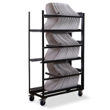 Keeve Without Armrest Trolley