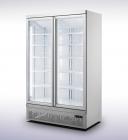C.s. Koelkast 2 Glasdeuren | 1000 Liter