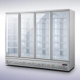 C.s. Koelkast 4 Glasdeuren | 2025 Liter