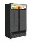 C.s. Koelkast 2 Glasdeuren Zwart | 780 Liter