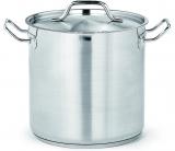Kookpan HG Rvs + Deksel ø24 10l