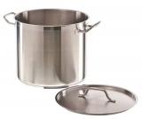 Kookpan Mh Rvs + Deksel ø24 6,3l