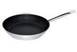 Koekenpan Rvs + Teflon ø32 4L