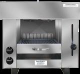 Naomi Grills Gas Pita Oven | 2 Branders | 65 Cm