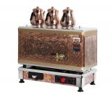 Antiek Theemaker 3 Groepen | 34 Liter |  Nieuw Model
