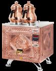 Antiek Theemaker 2 Groepen | 24 Liter