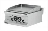 Bak/grillplaat Gas 600 1/2 Glad - 1/2 Gegroefd