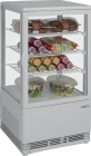 Saro Mini-koelvitrine 70 Liter Model SC 70 Wit