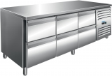 Saro Koelwerkbank Incl. Ladenset Met 3 x 2 Lades Model Kylja 3160 TN