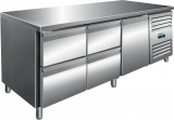Saro Koelwerkbank Incl. Ladenset Met 2 x 2 Lades Model Kylja 3140 TN