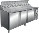 Voorbereidingstafel Met Ventilator Koeling Model SH 2000