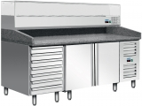Saro Pizzawerkbank Model Marga PZ 2610 TN