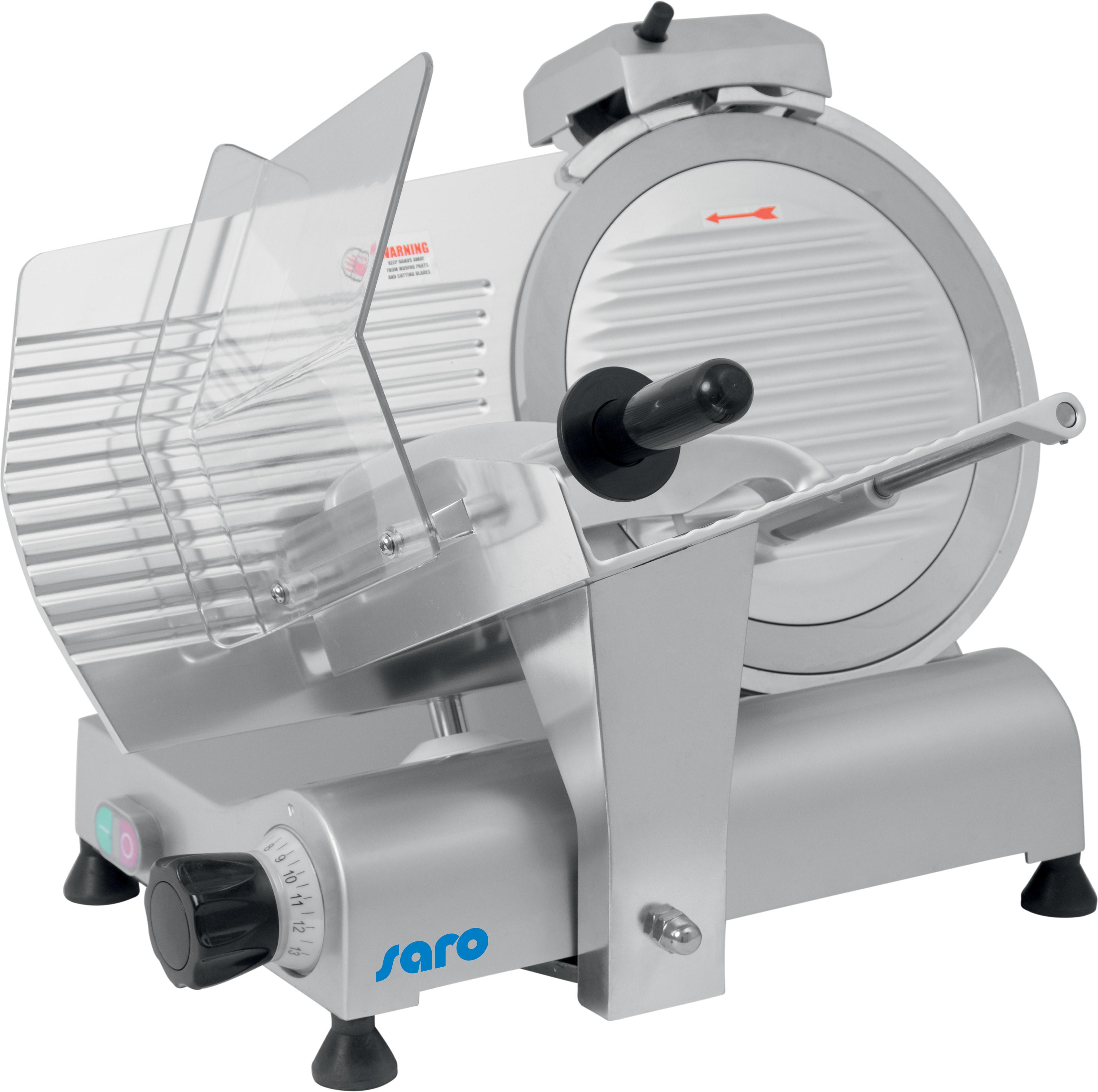 Elektrisch snijmachine model AS 300