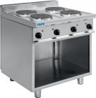 Elektrische Kookplaten Met Open Onderbouw Model E7/cuet4ba
