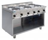 Elektrische Kookplaten Met Open Onderbouw Model E7/cuet6ba