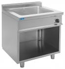 Bain Marie Met Open Basis Model E7 / Kme2ba