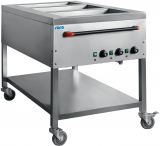 Bain Marie Trolley Model Bmt 3