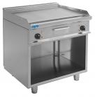 Elektrische Grill en Bakplaat Met Open Basis Model E7 / Kte2bal