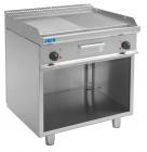 Elektrische Grill en Bakplaat Met Open Basis Model E7 / Kte2bam