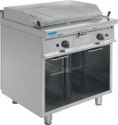 Gas Lava Steengrill Met Open Kast Model E7 / Bs2ba