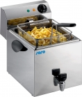Fritteuse Model Profri 8V