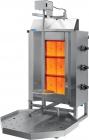 Gas Doner Kebab / Gyros Grill Model Sirus