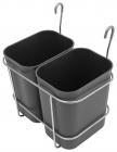 Afvalcontainer Voor Serveerwagen Model AB 2