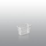 Gastronormbak Polycarbonaat 1/9 GN 150 mm Diepte