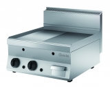 Grillplaat Gas 650,b600, 1/2