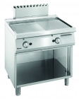 Grillplaat Gas 700,b800, 1/2-1/2