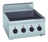 Keramisch Kooktoestel 600, 4 Zo, TA