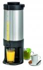 Iso-dispenser 3l, Dubbelwandig, Cns