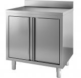 700 Werktafel Draaideuren Rand 800